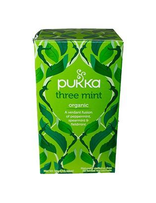Pukka 3 Mint tea (20)