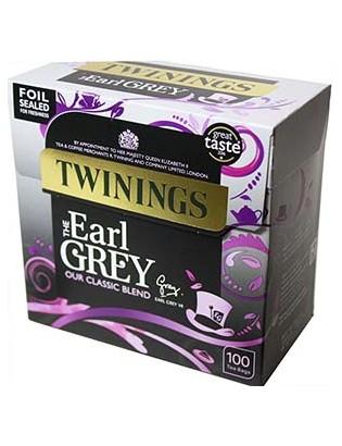 Twinings Earl Grey (100)