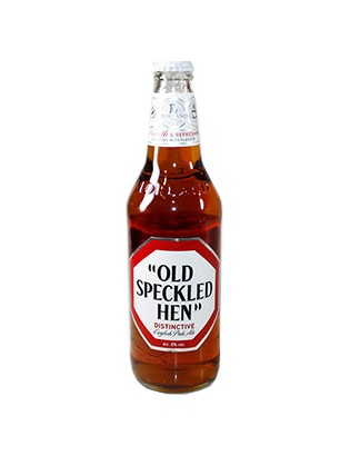 Moorland Old Speckled Hen...