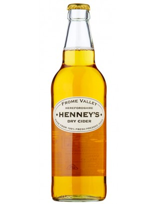 Henney's Dry Cider (500ml)...