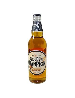 Badgers 'Golden Champion...