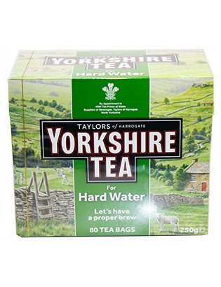 Yorkshire for hard water (80)