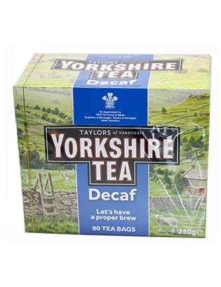Yorkshire Decaffinated (80)