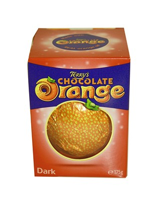 Terry's Orange aus Dunkler...