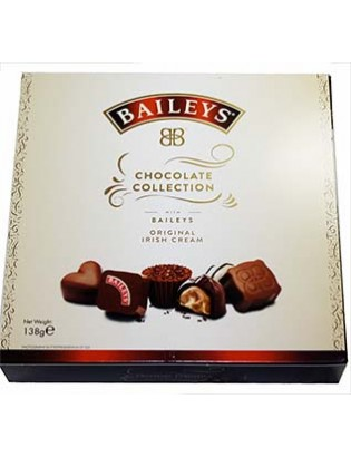 Bailey's chocolate...