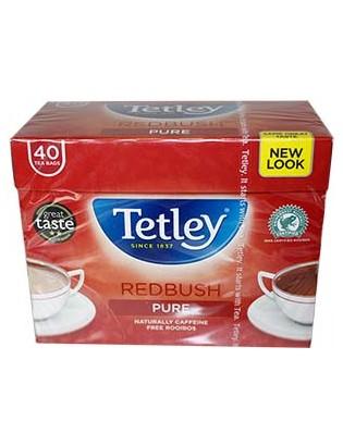 Tetley's Redbush (Roiboos)...