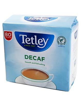 Tetley tea bags (80)...