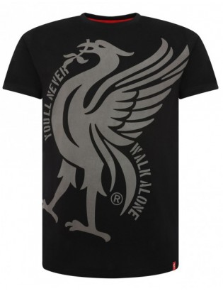 Liverbird T- Shirt YNWA Black