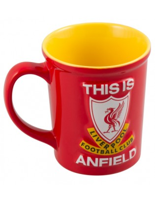 This Is Anfield embossed mug