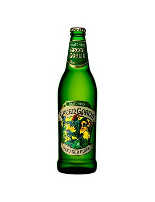 Thatchers Green Goblin Cider (500ml)