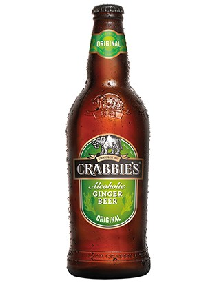 Crabbies Ginger Beer (500ml)
