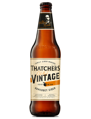 Thatchers Vintage Cider...