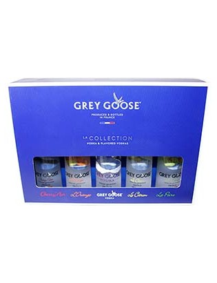 Grey Goose Vodka flavoured...