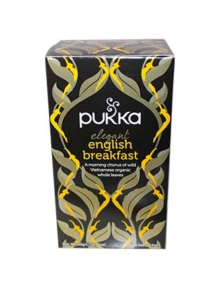 Pukka Organic English...